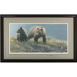 "Robert Bateman's ""Alaska Light"" Limited Edition Print"