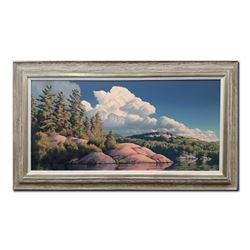 """E. Robert Ross's """"Killarney Provincial Park"""" Original"""