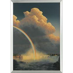 """E. Robert Ross's """"Thundercloud"""" Original"""