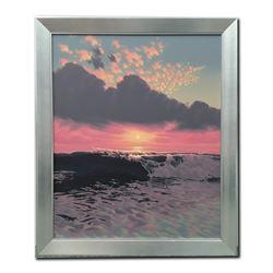 "E. Robert Ross's ""The Centre Sun and Waves"" Original"