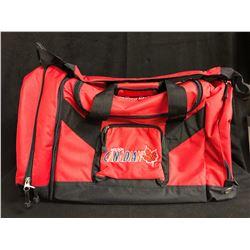 MOLSON CANADIAN SPN SLO PITCH NATIONAL DUFFLE BAG