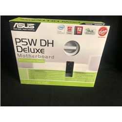 ASUS P5W DH Deluxe Motherboard (ATI Crossfire Ready)