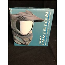 BRAND NEW DYE INVISION PAINTBALL PROTECTIVE GOGGLE SYSTEM
