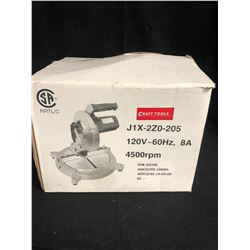 NEW CRAFT TOOLS J1X-2Z0-205 TABLE SAW (120V - 60 HZ - 8A)