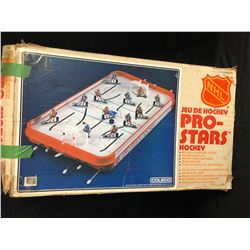 VINTAGE COLECO PRO-STARS TABLE TOP HOCKEY GAME