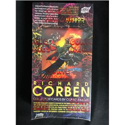 RICHARD CORBEN COLLECTOR CARDS BY COMIC IMAGES