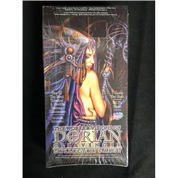 THE WORKS & VISIONS OF DORIAN CLEAVENGER COLLECTOR CARDS (SEALED BOX)