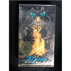 ROWENA FANTASY TRADING CARDS (SEALED BOX)