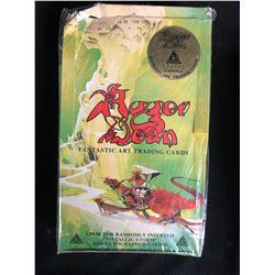 ROGER DEAN FANTASTIC ART TRADING CARDS (SEALED BOX)