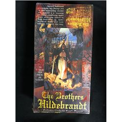 THE BROTHERS HILDEBRANDT COLLECTOR CARDS BY COMIC IMAGES (SEALED BOX)