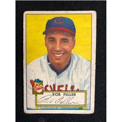 1952 Topps #88 Bob Feller