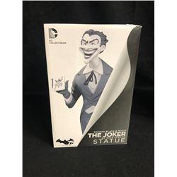 "DC COLLECTIBLES BATMAN BLACK & WHITE ""THE JOKER"" STATUE BY DICK SPRANG"