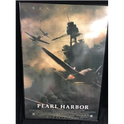 PEARL HARBOUR FRAMED MOVIE POSTER