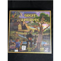 QUEST FOR THE ANTIDOTE BY UPPER DECK (TORSHAM GAMES)