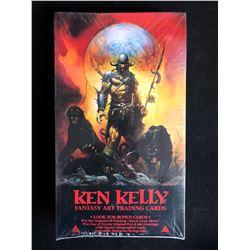 KEN KELLY FANTASY ART TRADING CARDS (SEALED BOX)