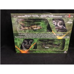 COBRA RC AIR COMBAT HELICOPTER SET (3.5 CHANNEL)