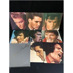 ELVIS PRESLEY 25TH ANNIVERSARY LIMITED EDITION VINYL RECORD SET