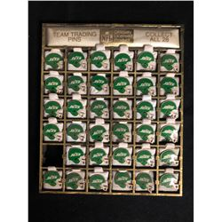 OFFICIAL NFL TEAM TRADING PINS (NY JETS)
