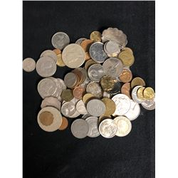 COIN LOT (VARIOUS COUNTRIES)