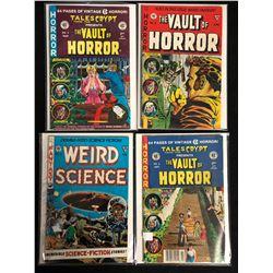 EC COMICS BOOK LOT (THE VAULT OF HORROR/ WEIRD SCIENCE)