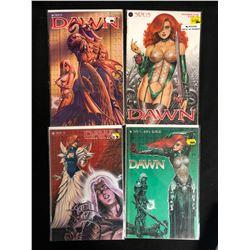 DAWN COMIC BOOK LOT (SIRIUS COMICS)