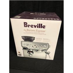 """BREVILLE """"THE BARISTA EXPRESS"""" COFFEE MAKER"""