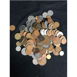 WORLD COIN LOT (VARIOUS COUNTRIES)