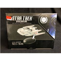 STAR TREK DISCOVERY THE OFFICIAL STARSHIPS COLLECTION (U.S.S EUROPA NCC-1648)