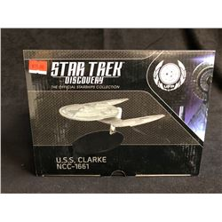 STAR TREK DISCOVERY THE OFFICIAL STARSHIPS COLLECTION (U.S.S CLARKE NCC-1661)