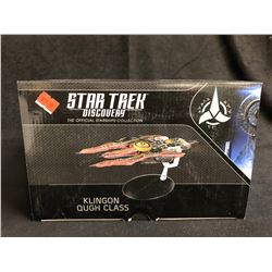 STAR TREK DISCOVERY THE OFFICIAL STARSHIPS COLLECTION (KLINGON QUGH CLASS)