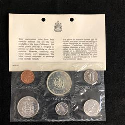 1964 Canada Silver 6-Coin Proof-Like Set - Sealed