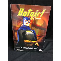 """BATGIRL CLASSIC 13"""" DELUXE COLLECTOR FIGURE (DC DIRECT)"""