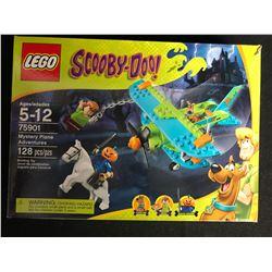 LEGO Scooby-Doo 75901 Mystery Plane Adventures 2015