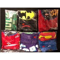 SUPER-HERO T SHIRT LOT (BRAND NEW)