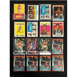 BASKETBALL TRADING CARD LOT (JORDAN, DREXLER, O'NEAL...)