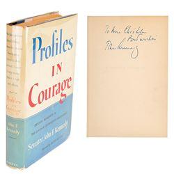 John F. Kennedy Signed Book