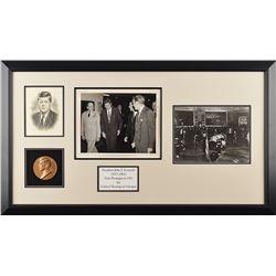 John F. Kennedy Signed Photograph