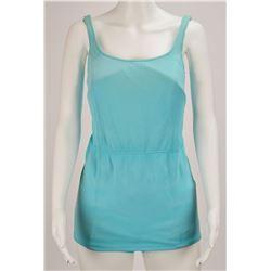 Jacqueline Kennedy's Turquoise Bathing Suit