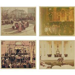 Cecil Stoughton's John F. Kennedy Funeral Photo Album