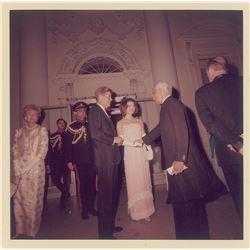 John and Jackie Kennedy Original Photograph