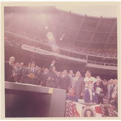 John F. Kennedy Original Photograph