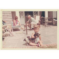 John F. Kennedy, Jr. Original Photograph