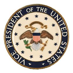 Vice Presidential Podium Seal