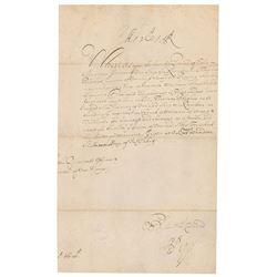 King Charles II and Samuel Pepys