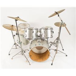 LIVE Boston: Sib Hashian's Stage-Used Drums