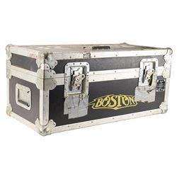 LIVE Boston: Sib Hashian's Tour-Used Drum Case
