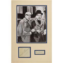 Sherlock Holmes: Rathbone and Bruce