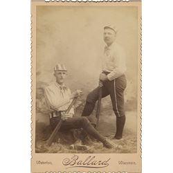 19th Century Baseball High Grade Cabinet Card