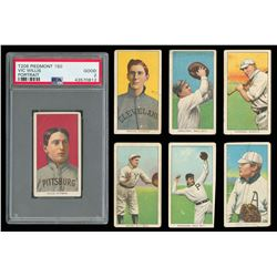 T206 Collection of (28) with one PSA Graded HOFer