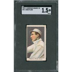 1909-11 E90-1 American Caramel Eddie Plank - SGC FAIR 1.5